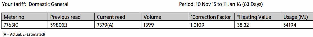 GA gas invoice 2016-01-16
